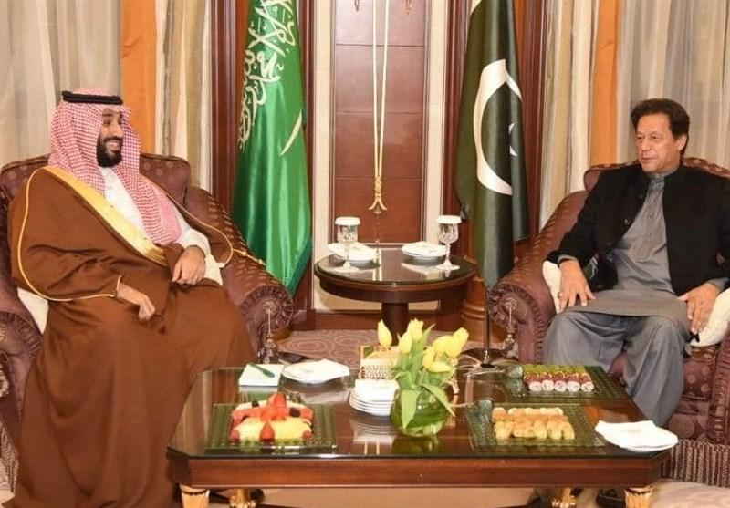 دست ردّ سعودی ها به درخواست عمران خان درباره کشمیر