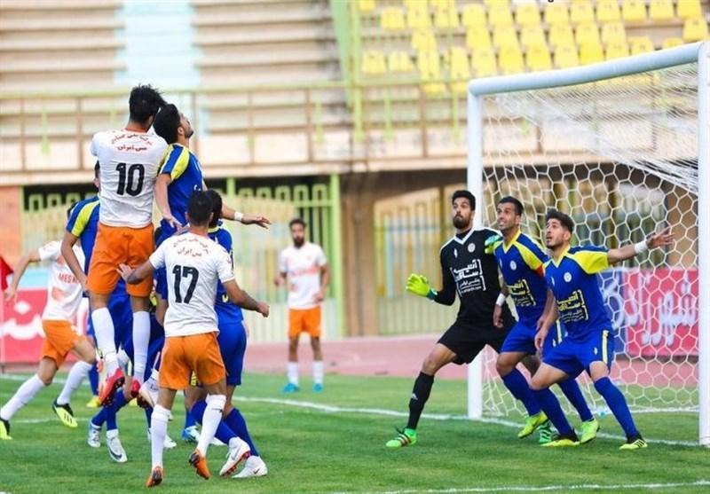 لیگ دسته اول فوتبال، صدر جدول تمام مسی و کرمانی باقی ماند، رجحان رایکا و سپیدرود در نبرد تیم های انتهای جدولی