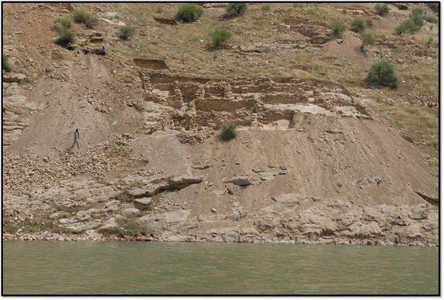 شناسایی بنایی از دوره ساسانی در ایلام