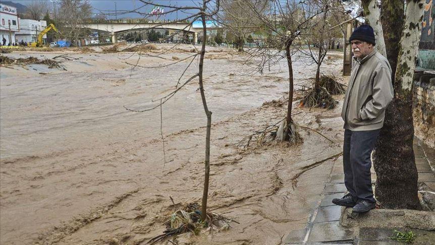 برف و باران در هفته پایانی اسفند 98، هشدار وقوع سیلاب و تگرگ در بعضی استان ها
