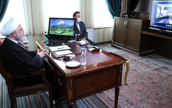 رئیس جمهور: دولت با همه توان در کنار پرسنل بخش بهداشت و درمان است