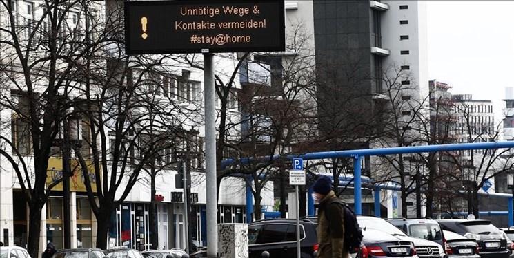 کرونا در اروپا، افزایش ابتلا در آلمان، کاهش تلفات در ایتالیا، اسپانیا و فرانسه
