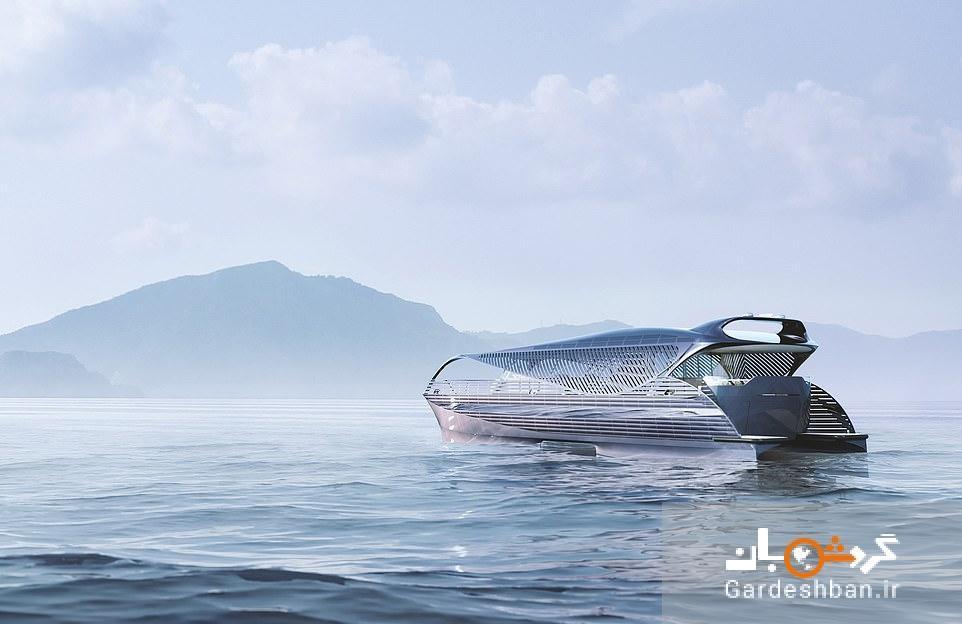 سفر بدون توقف به دور جهان با قایق تفریحی پیشرفته
