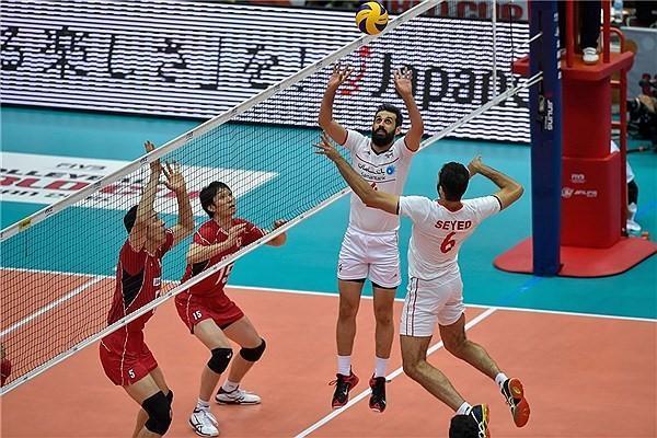 برنامه مسابقات انتخابی والیبال المپیک 2016 اعلام شد