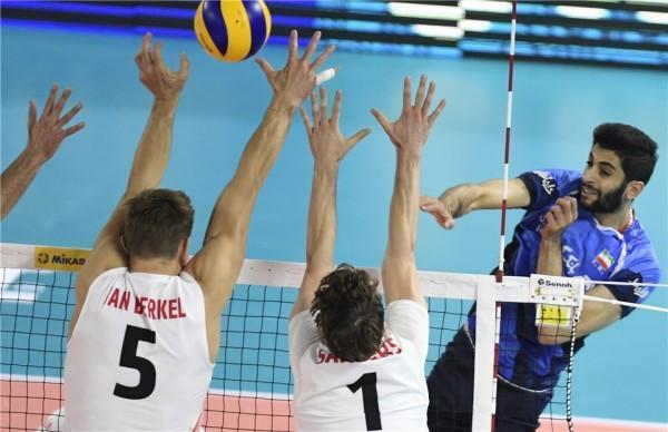 تیم ملی والیبال ایران مقابل کانادا ناکام ماند