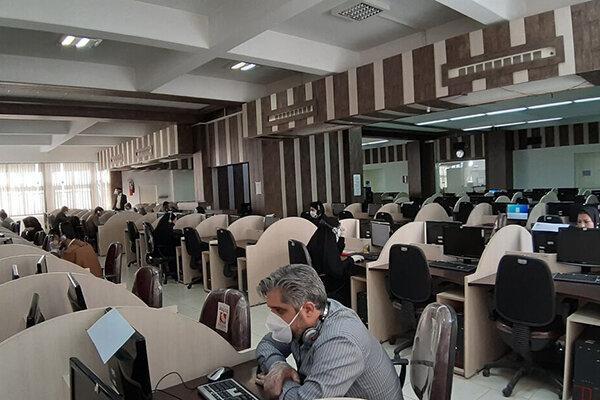 برگزاری آزمون های بسندگی در دانشگاه فردوسی مشهد