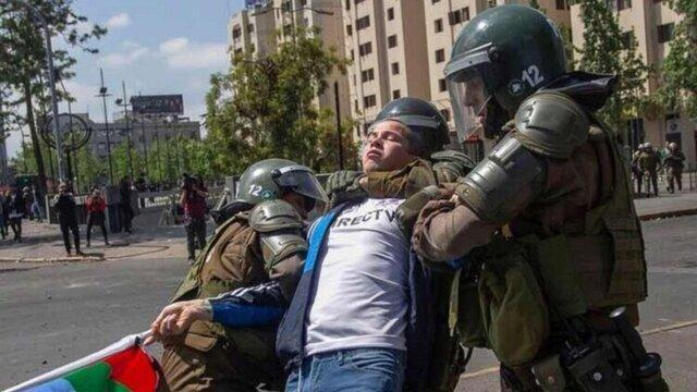 موج جدیدی از اعتراضات ضد دولتی در شیلی