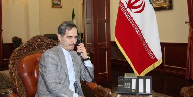سفیر ایران در مینسک پیگیر شرایط سلامت دانشجویان ایرانی در بلاروس شد