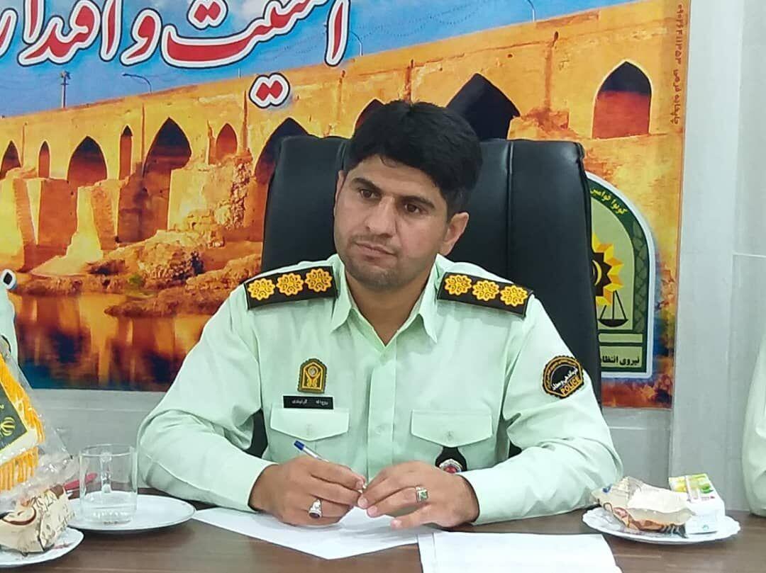 خبرنگاران شرح پلیس درخصوص حمله به نیروهای جهادی مهرشهر دزفول
