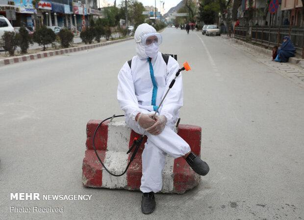 فرایند صعودی کرونا در افغانستان؛ ثبت 584 مورد جدید در 24 ساعت گذشته