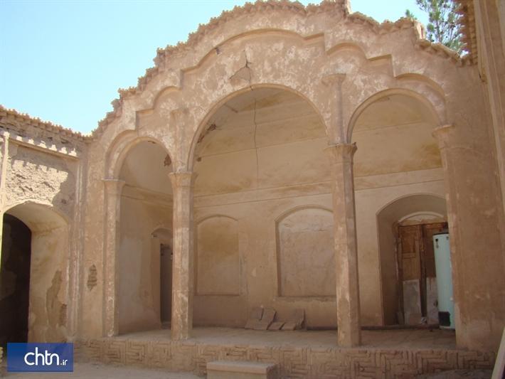 بازسازی و بهسازی بناهای تاریخی شهر سه قلعه در خراسان جنوبی