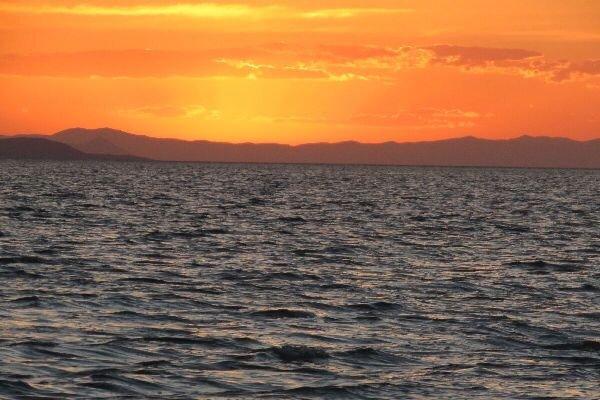 احیای عروس گردشگری آذربایجان ، افزایش تراز آبی دریاچه ارومیه