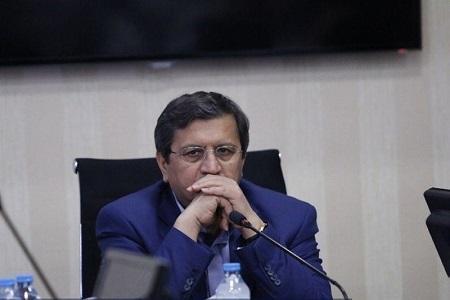 توضیح همتی درباره نحوه استفاده از منابع بانک مرکزی در عراق