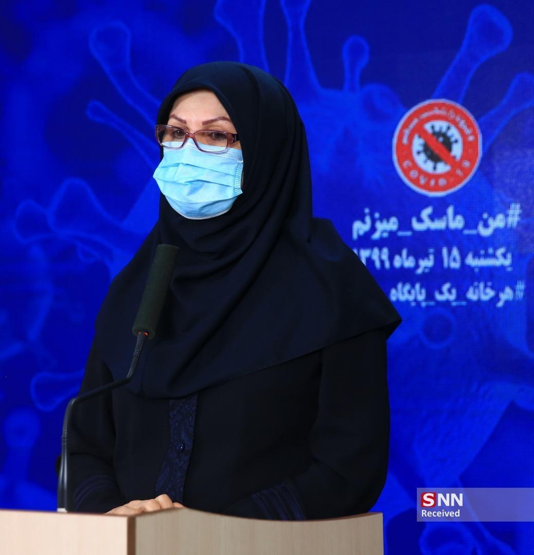 عبداللهی:مرگ ناشی از کرونا در افراد چاق 40 درصد بیشتر از سایر افراد است