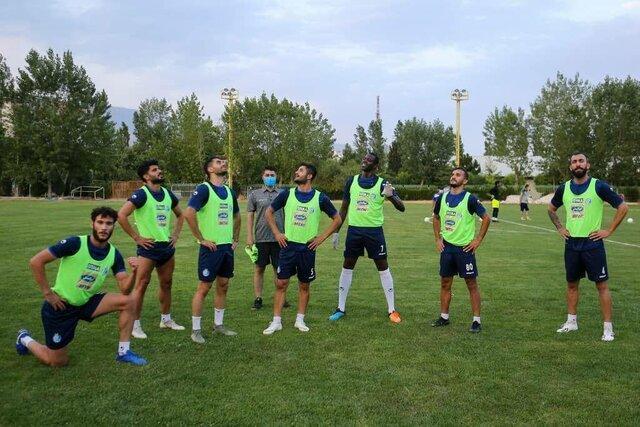 شروع تمرینات استقلال با بازیکنان بدون کرونا، آبی پوشان آماده ملاقات با تراکتور می شوند