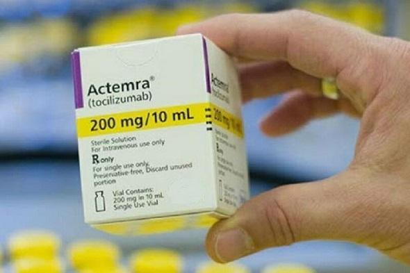 داروی ضد کرونای اکتمرا در ایران فراوری شد