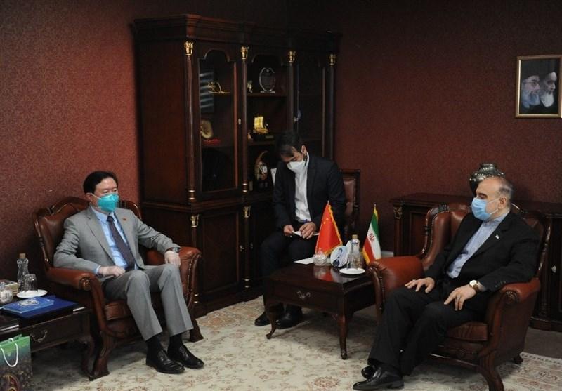 سلطانی فر: با قدرت در المپیک زمستانی 2022 شرکت می کنیم، همکاری ورزشی ایران و چین بیشتر شده است