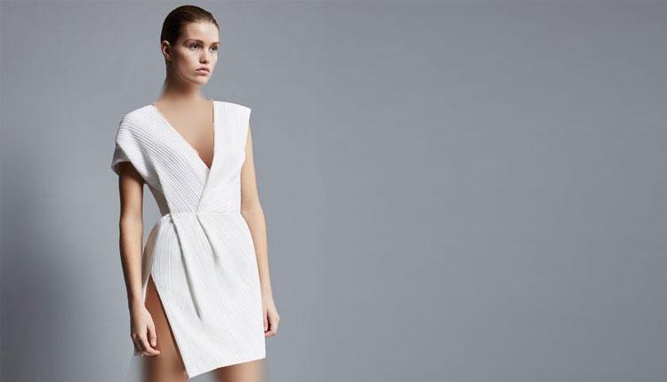 30 مدل لباس مجلسی سفید که باید حتما امتحان کنید!
