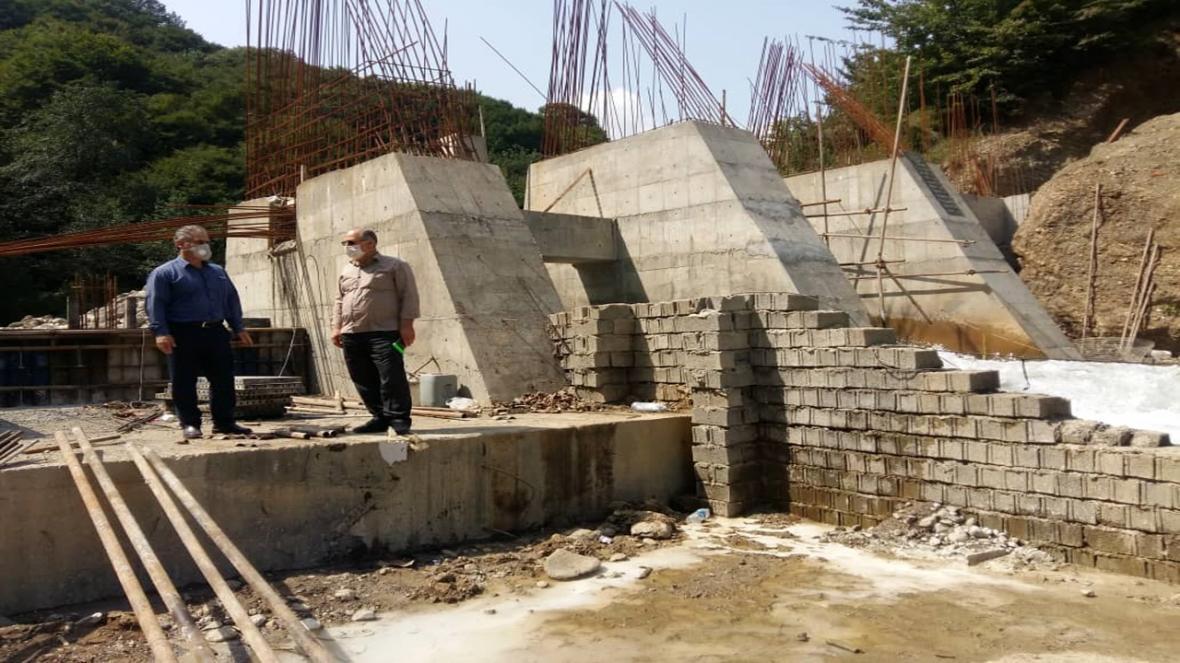 موفقیت سازمان جنگل ها در گرو اجرای پروژه های آبخیزداری است بهره برداری از 7 طرح منابع طبیعی و آبخیزداری در مازندران
