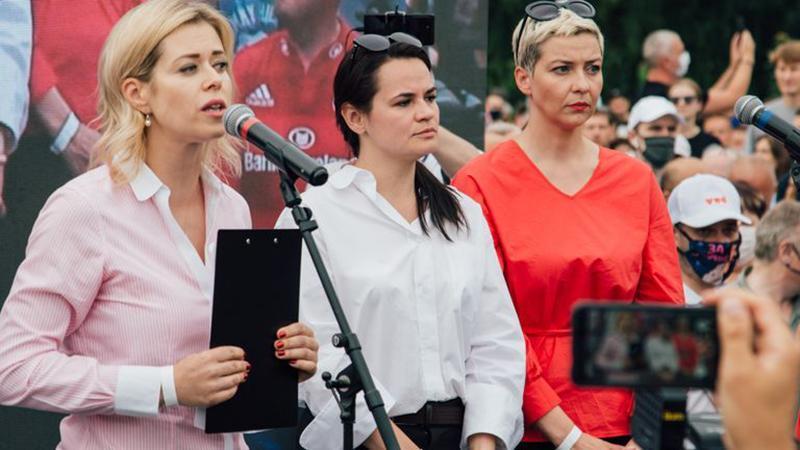 اخراج، تبعید و بازداشت؛ سرنوشت سه زن مبارز بلاروس