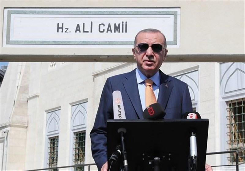 اردوغان: اس 400 را آزمایش نموده ایم، به اندازه روسیه در مسئله قره باغ حق داریم