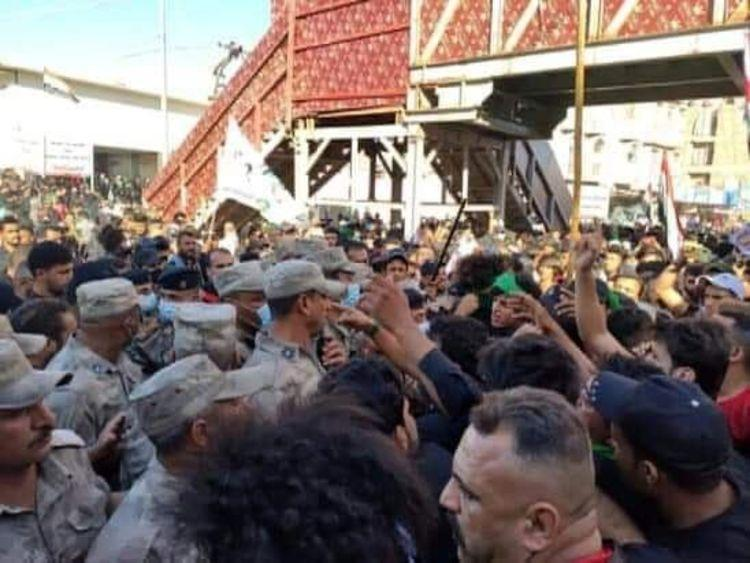 جزئیاتی از درگیری زائرین اربعین در کربلا