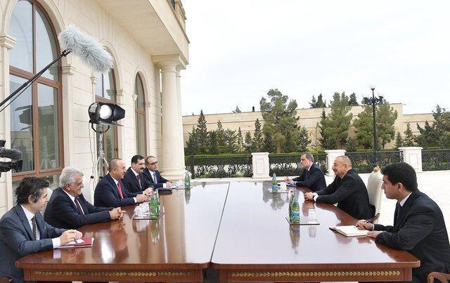 چاووش اوغلو: به حمایت از جمهوری آذربایجان ادامه می دهیم