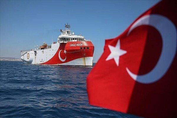 ترکیه اکتشاف در مدیترانه شرقی را از سرگرفت