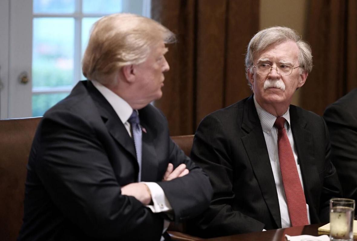 ملاقات آسان و کوتاه با ترامپ