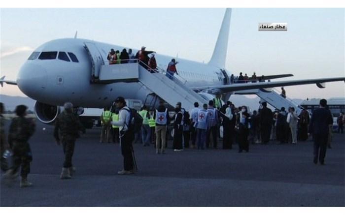 تبادل 2081 اسیر بین یمن و ائتلاف تجاوز