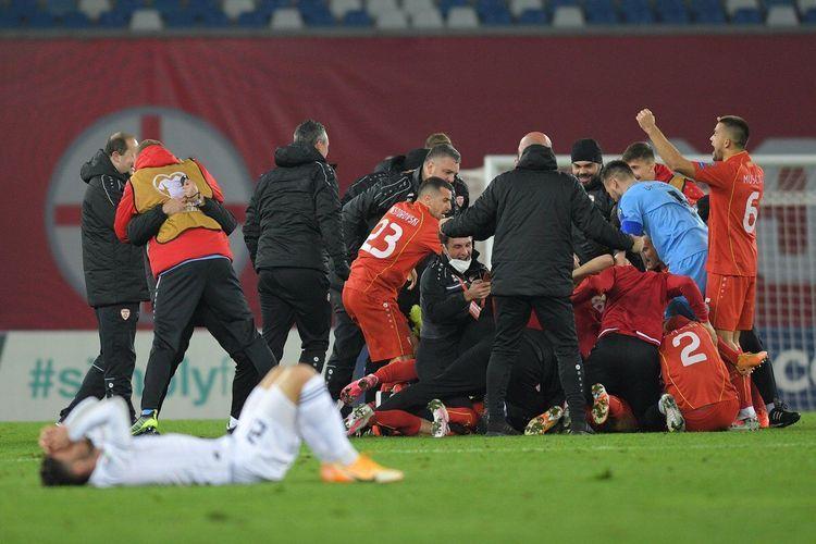 صعود تاریخی مقدونیه به جام ملت های اروپا