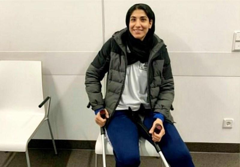 بانوی المپیکی ایران چهارشنبه شب راهی آلمان می شود
