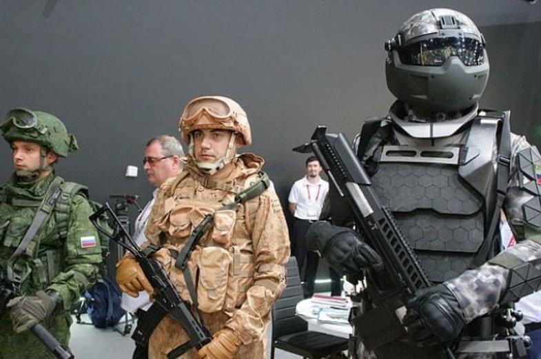 ورود 30هزار روبات سرباز به ارتش بریتانیا