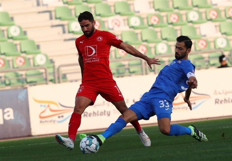 لیگ ستارگان قطر، پیروزی العربی مقابل الخریطیات با گلزنی محمدی