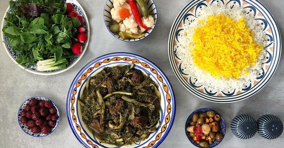 طرز تهیه خورشت کنگر؛ طعمی متفاوت از گیاهی متفاوت