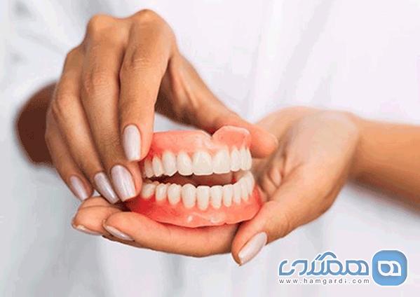 هر آنچه راجع به دندان مصنوعی باید بدانید