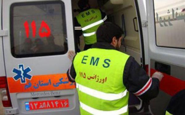 مصدومان حادثه انفجار در شهرک سلفچگان قم به 15 نفر رسید