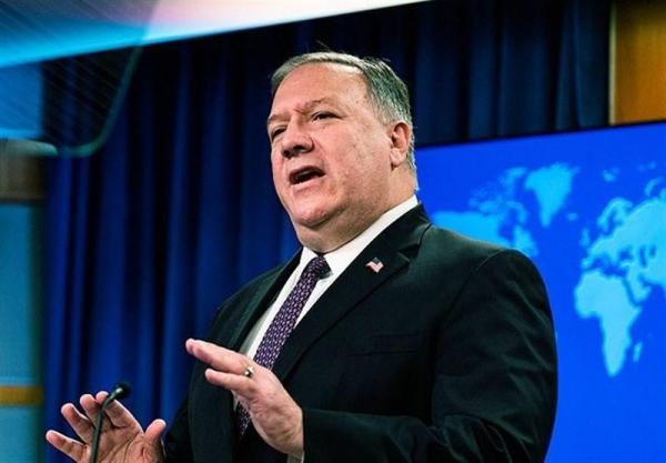 پامپئو: 365 هدف در روسیه مورد تحریم آمریکا قرار گرفته اند