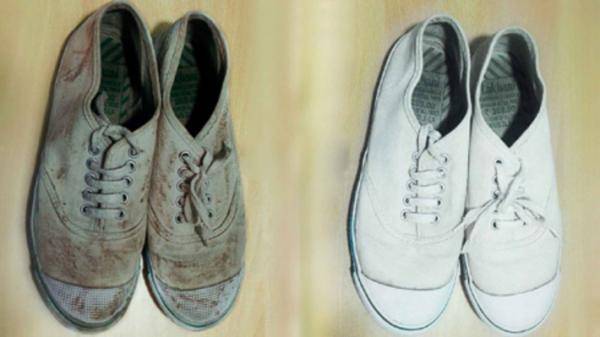 نکته هایی برای تمیز کردن کفش