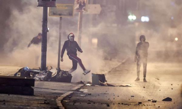 سومین روز متوالی ناآرامی ها در شهرهای تونس