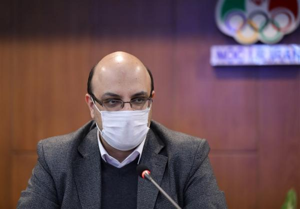 علی نژاد: پرداخت بودجه سال آینده به فدراسیون ها بازهم براساس نمره است
