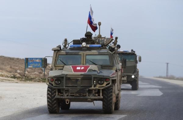 حضور نظامی مرموز روسیه در شرق فرات