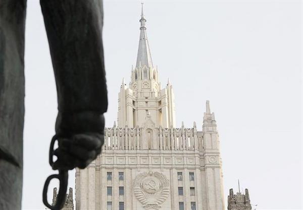 واکنش مسکو به خبر اخراج متقابل دیپلمات های روسیه و فرانسه
