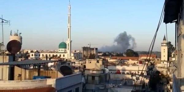 انفجار بمب در دمشق یک کشته و هفت زخمی برجا گذاشت