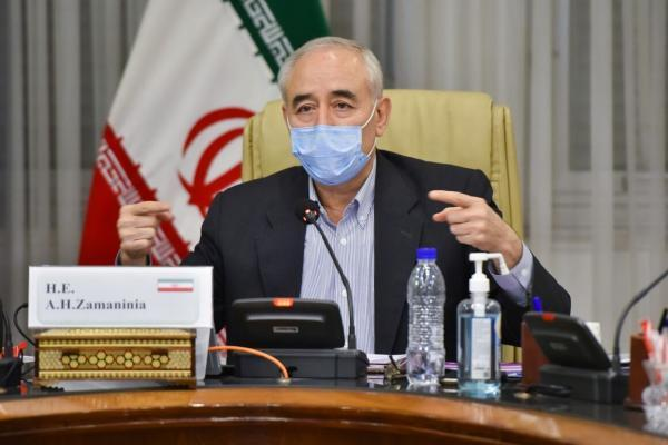 گفتگو نماینده ایران و دبیرکل اوپک درباره بازگشت به بازار نفت