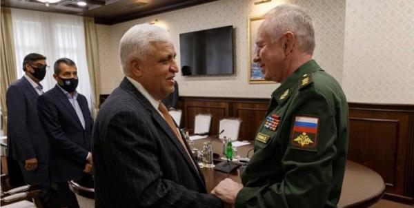 همکاری نظامی بغداد - مسکو؛ محور ملاقات فالح الفیاض با معاون وزیر دفاع روسیه