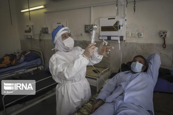 خبرنگاران یک هزار و 470 بیمار کرونایی در بیمارستان های خوزستان بستری هستند