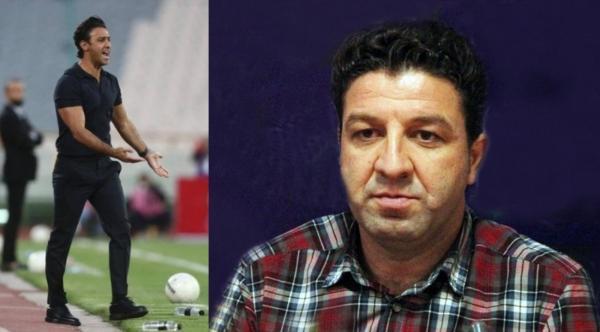 اسماعیل حلالی خطاب به فرهاد مجیدی: تو همانی هستی که استقلال را رها کردی