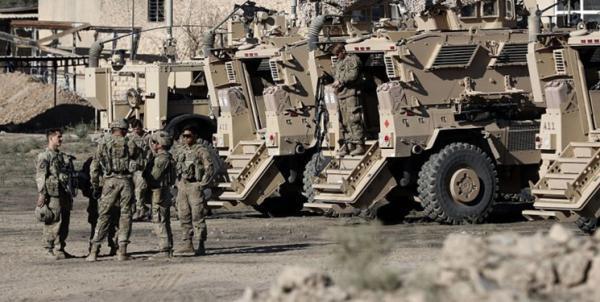 پایگاه نظامیان آمریکایی در نزدیکی فرودگاه بغداد هدف حملات راکتی قرار گرفت