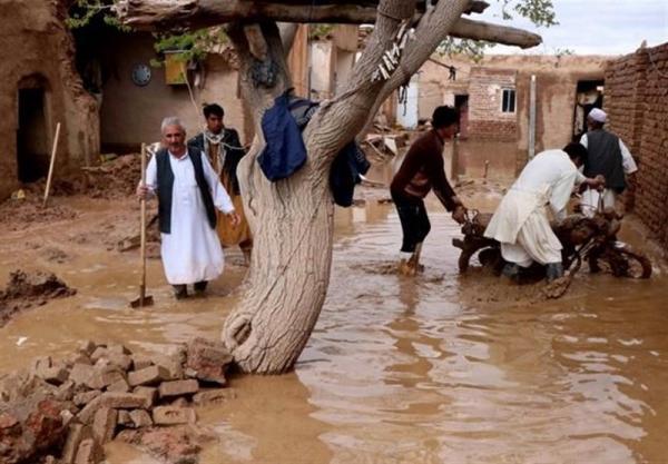 56 کشته در سیل اخیر افغانستان، 30 نفر ناپدید شدند